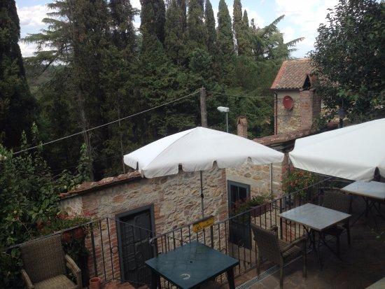 Civitella Marittima, Italie : tavoli esterni