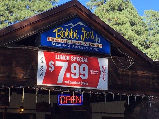 Dog Friendly Restaurants In Pinetop Az