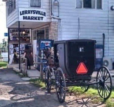 Le Raysville Market