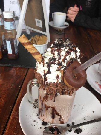 Brampton, UK: Berry's Tearoom