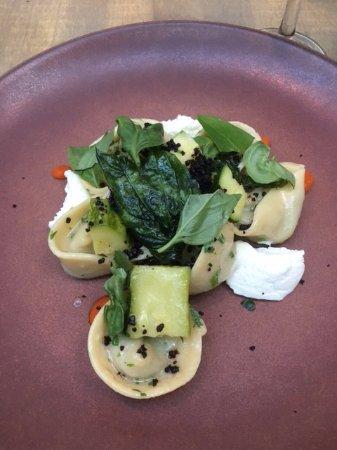 L'Abattoir Restaurant: housemade pasta