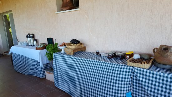 Kallepia, Chipre: Kika's Garden Homemade Food and Produce