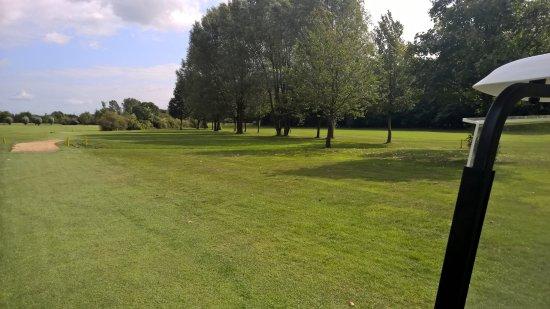 Borghees Golfplatz
