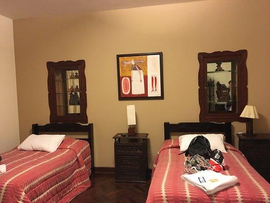 Casa Wayra Bed & Breakfast Miraflores : Muy agradable estancia en Lima