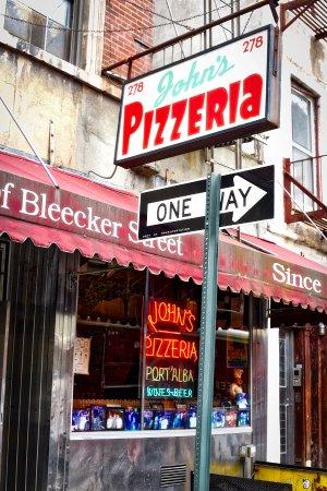 John's of Bleecker Street: The original John's.