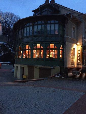 Szczawno Zdroj, Polonia: Caffe Bohema