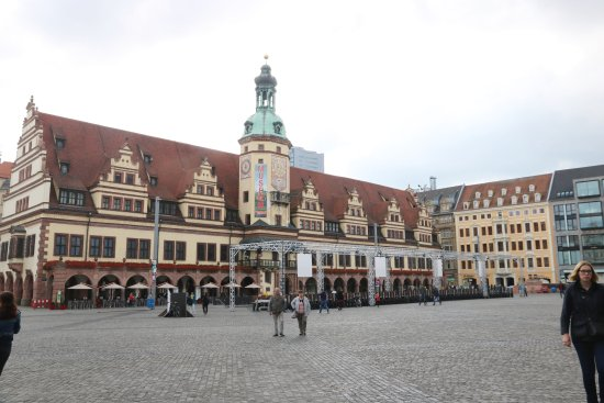 leipzig markt 1 bild von markt leipzig tripadvisor. Black Bedroom Furniture Sets. Home Design Ideas