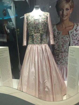 Newbridge, Irlanda: Kleid Diana