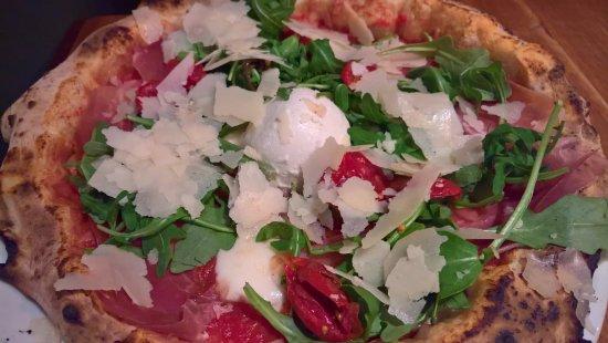 Meno Male pizza - Picture of Meno Male Kungsholmen, Stockholm ...