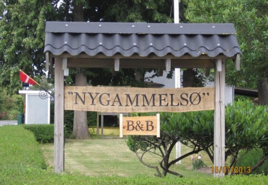 Stege, Denmark: Nygammelso Bed & Breakfast