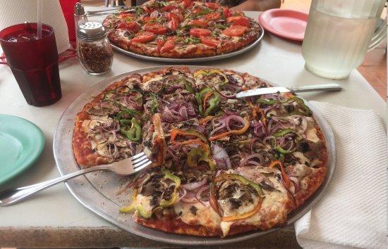 Pizza Bob's: Pizza Bob July 2017 Large Pizzas
