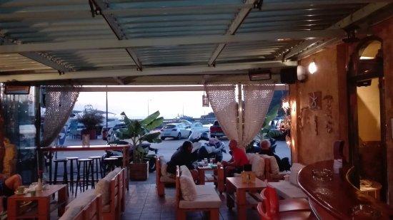 Poros, Greece: Maistrali Cafe