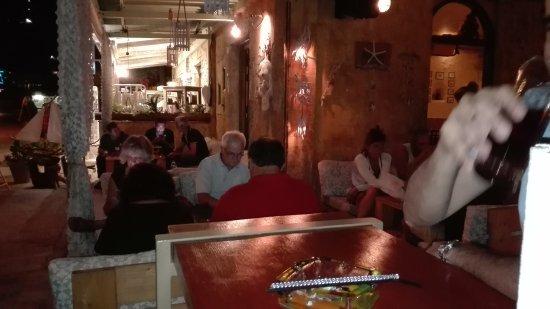Poros, Grecia: Maistrali Cafe