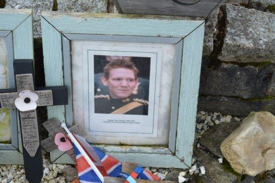 Spean Bridge, UK: Commando Monument