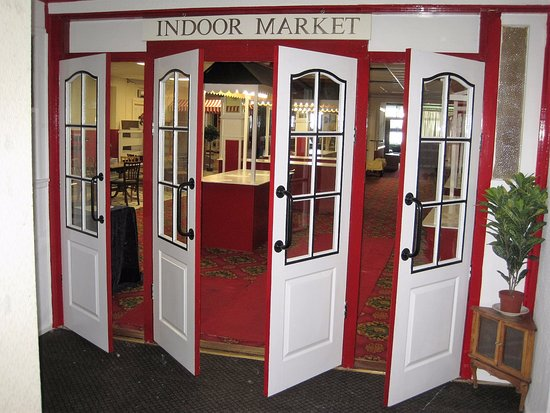 Indoor Market Ilfracombe