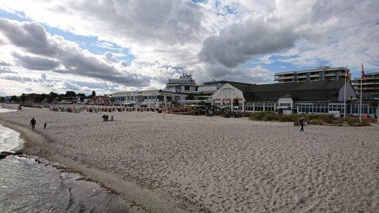 Grömitz, Deutschland: Strandpromenade