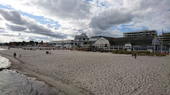 Gromitz, เยอรมนี: Strandpromenade
