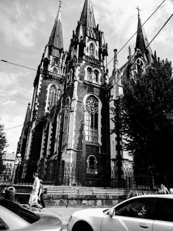JC Travel: Beautiful church in Lviv