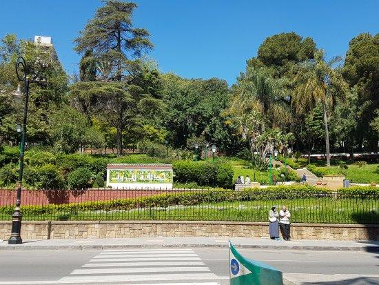 Le jardin fran ais bild von le jardin d 39 essai du hamma Le jardin francais