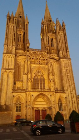 La merveilleuse cathédrale de Coutances