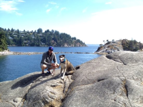 West Vancouver, Канада: Whytecliff park