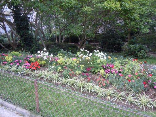 Parterre Fleuri Picture Of Jardin Emile Galle Paris Tripadvisor