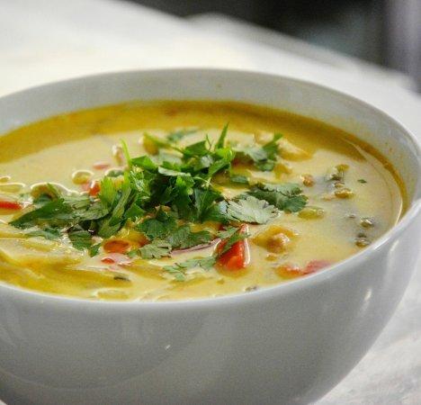 Zupa Tajska Z Kurczakiem Picture Of Kuchnie Swiata