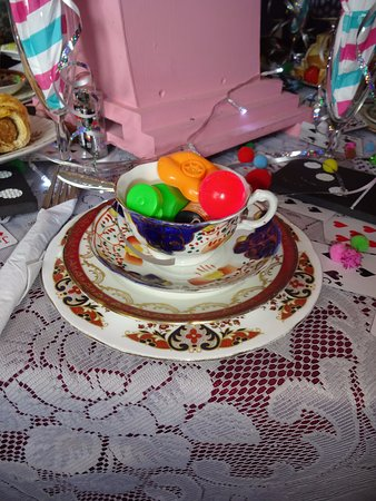 Mad Hatters Tea Party Picture Of Old Mill Antiques Centre