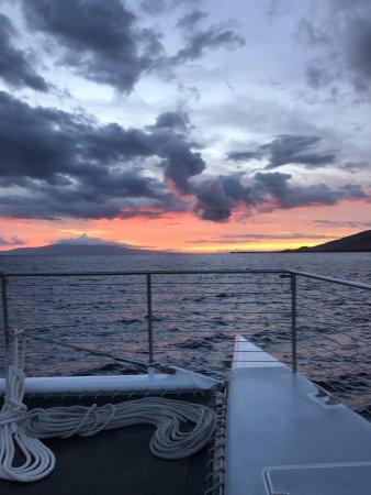 Maalaea, Hawái: Sunset