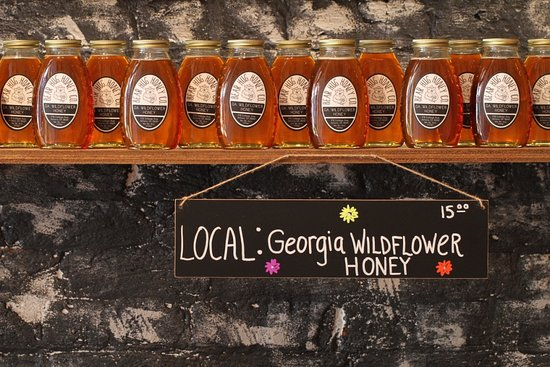 Athens, GA: Local Georgia Wildflower Honey