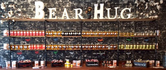 Athens, GA: International Wall of Honey