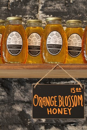 Athens, GA: Orange Blossom Honey