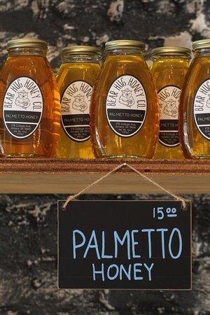 Atenas, GA: Palmetto Honey