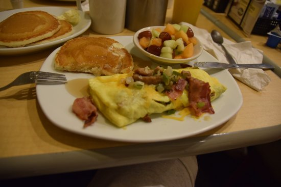 Perkins Restaurant & Bakery: very tasty ommlette
