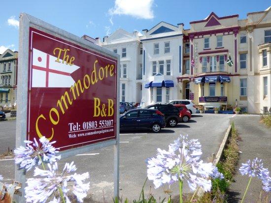 The Commodore Paignton B B Reviews Photos Price Comparison Tripadvisor