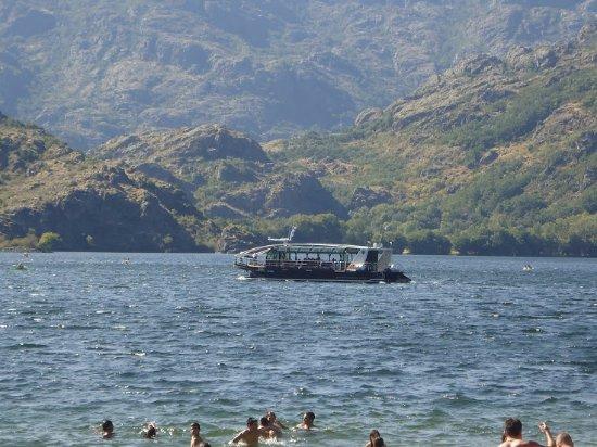Parque Natural Lago de Sanabria: Passio de barco