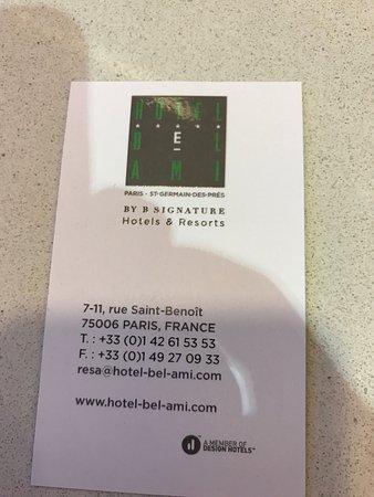 Bel Ami Hotel: photo4.jpg