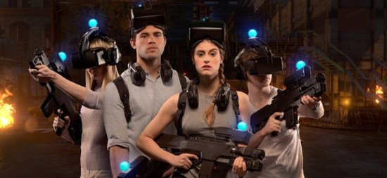 MindTrek VR: In-game promotional picture.