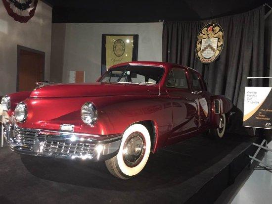 Tucker Picture Of AACA Museum Inc Hershey TripAdvisor - Aaca museum car show