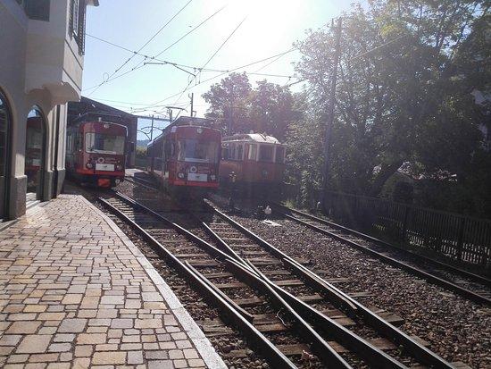 Collalbo, Włochy: Arrivo del trenino