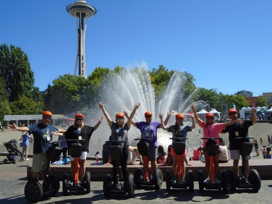 ‪Segway Tours of Seattle‬