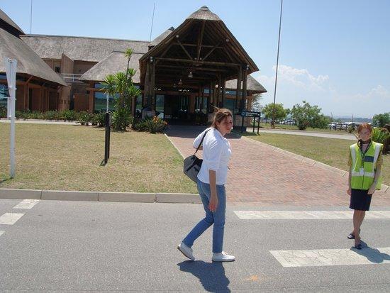 อุทยานแห่งชาติครูเกอร์, แอฟริกาใต้: Kruger Mpumalanga International Airport