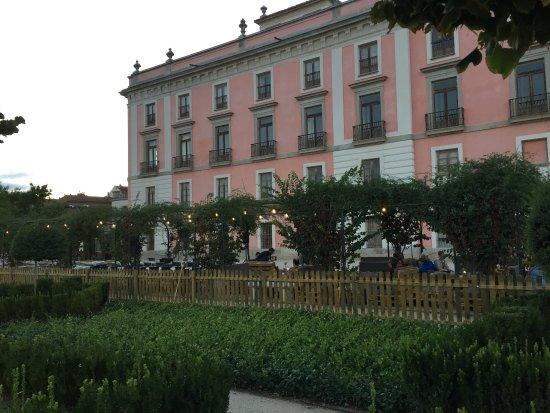 La Terraza Del Palacio Boadilla Del Monte Restaurant