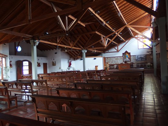 Parroquia Inmaculada Concepcion: Interior