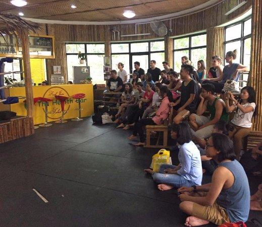 Phoenix Myanmar Lethwei Gym