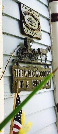 Welcome To New Hope S Wedgewood B B Inn Of New Hope Bucks County