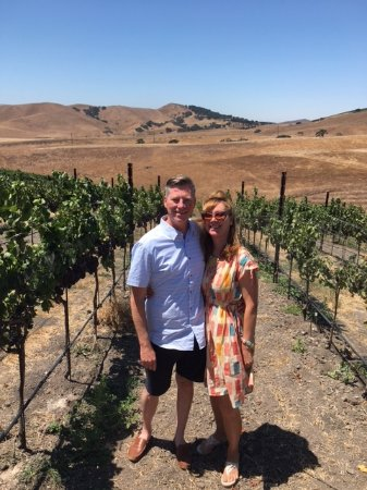 Santa Ynez, CA: Vineyards at Pence