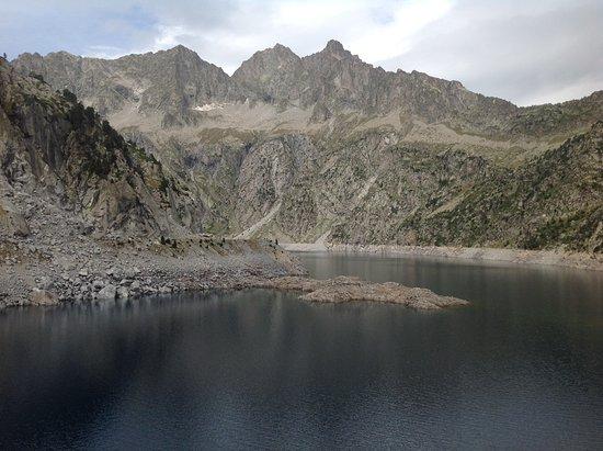 Aragnouet, Francia: Lac de Cap de Long (Pirineo francés)