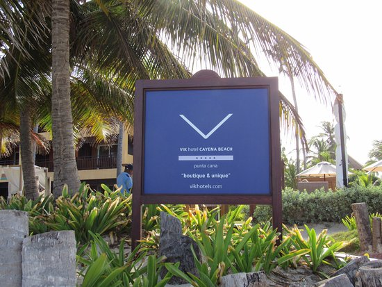 VIK hotel Cayena Beach: Boutique and unique