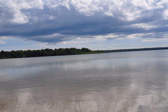 Saare County, Estland: Озеро